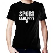 T-Shirt - Sport Bekloppt